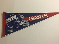 in Sports Mem, Cards & Fan Shop, Vintage Sports Memorabilia, Pennants, Flags