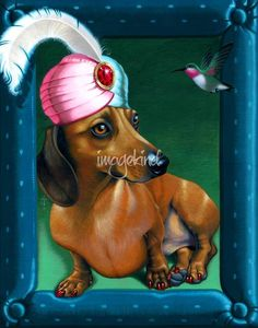 Dachshund Posters | view larger previous next share on tumblr