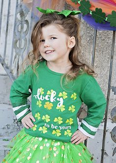658d537ffaa4 The Hair Bow Company - St. Patrick's Day
