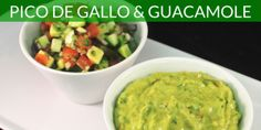 Azamara Cruises Pico del Gallo and Guacamole recipes #cruiselinerecipes