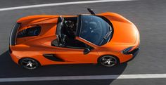 The totally life changing, McLaren 650S Spider