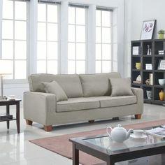 Madison Home USA Modern Sofa