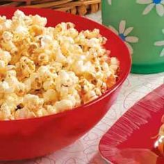 Chili cheese popcorn ... My BFF would like this. I will have to make it for her next time she visits.