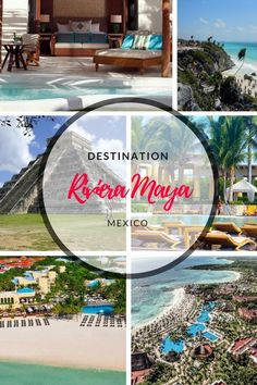 New Travel Destinations Mexico Riviera Maya All Inclusive Resorts 15 Ideas Couples Resorts, Family Resorts, Vacation Resorts, All Inclusive Resorts, Luxury Resorts, Mexico Resorts, Mexico Vacation, Mexico Travel, Cancun Mexico