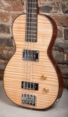 Specimen custom electric bass guitar