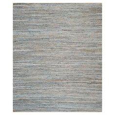 Safavieh Weston Natural Fiber Denim Rug - Natural/Blue (9'x12')