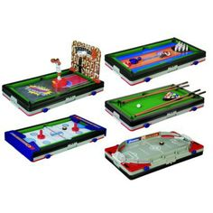 5-in-1 Game Table