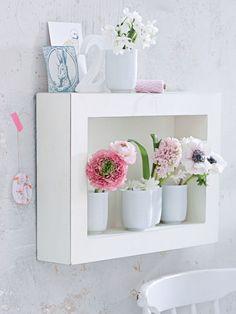 Die Perfekte Prsentation Fr Blumen Ein Bilderrahmen