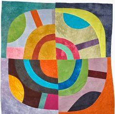 Abstract Art Quilts | Urbandigits