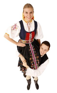 Slovak Folk Dance Folk Costume, Costumes, Folk Dance, Pin Up, 7 Continents, Folk Clothing, Culture, Photo And Video, How To Wear