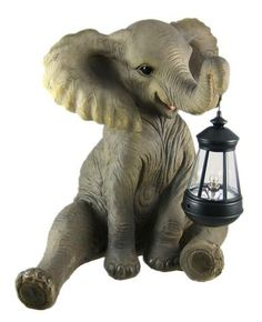 Looking for Cute African Elephant Porch / Garden Statue W/ Lantern ? Check out our picks for the Cute African Elephant Porch / Garden Statue W/ Lantern from the popular stores - all in one. Elephant Love, Elephant Art, African Elephant, Elephant Gifts, Elephant Stuff, Elephant Quotes, Elephant Sculpture, Elephant Jewelry, Backyard Deck Ideas On A Budget
