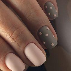 New spring manicure ideas nude nails natural 56 ideas Chic Nails, Stylish Nails, Short Nail Designs, Nail Art Designs, Hair And Nails, My Nails, Minimalist Nails, Fabulous Nails, Creative Nails