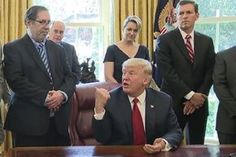 """Steelworkers turn on Trump: """"We're worse off now than we were"""" before the election---Add Trump's broken promises to steelworkers to his mountain of failures."""