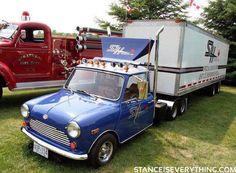 Mini camión