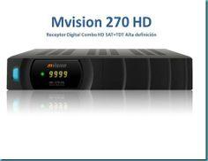 RECEPTOR MVISION HD 270 COMBO NET