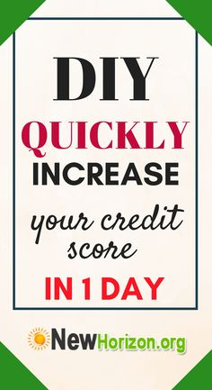 Increase Your Credit Score By As Much As 18 Points In One Day - Best Credit Cards - Ideas of Best Credit Cards - 5 Quick Steps That Can Improve Your Credit Score By 18 Points In One Day! Best Credit Repair Companies, Credit Repair Services, How To Fix Credit, Build Credit, Rebuilding Credit, Improve Your Credit Score, Rewards Credit Cards, Student Loans, Free Credit