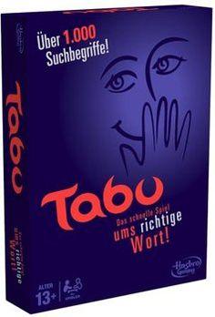#Tabú Reinvention: Juego de comunicación en la que pondremos a prueba tu agilidad mental. Disponible desde 17,95 € en http://www.idealo.es/precios/3989086/hasbro-tabu-reinvention.html