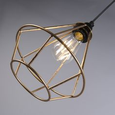 Lámpara colgante FRAME Luxe B oro Aplique PIOMBINO 1 óxido #interiorismo #deco #homedeco