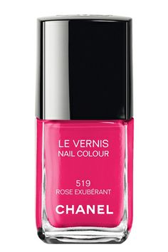 The Best Nail Polishes R29ers Swear By #refinery29 - Chanel Le Vernis Nail Colour in Rose Exuberant