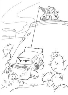 disney pixar cars coloring pages 3257 pics to color