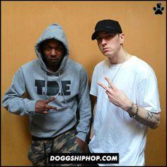 Kendrick Lamar x Eminem. Te gustaría una nueva colaboración entre estos dos?