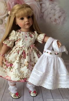 Baby Alive Doll Clothes, Sewing Doll Clothes, Girl Doll Clothes, Doll Clothes Patterns, Clothing Patterns, Girl Dolls, American Girl, Doll Fancy Dress, Dolly Dress