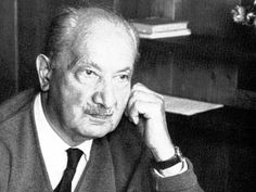 """Martin Heidegger (1889 – 1976) was a German philosopher known for his existential and phenomenological explorations of the """"question of Being"""". His best known book, Being and Time, is considered one of the most important philosophical works of the 20th century. In it and later works, Heidegger maintained that our way of questioning defines our nature. But philosophy, Western Civilization's chief way of questioning, had in the process of philosophizing lost sight of the being it sought."""