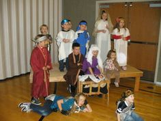 Camille's Primary Ideas: A Primary-Christmas-Song Nativity
