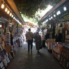 İstanbul, İstanbul'da Kitapçı