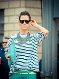Beautiful Feline: #Maxicollares ★  #fashion :D
