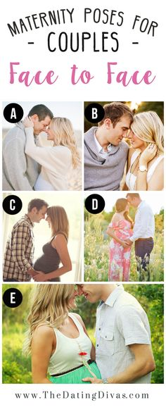 Maternity Photography Pose Ideas for Couples