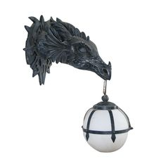 9939 Dragon Wall Lamp