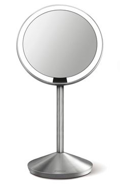 simplehuman Mini Countertop Sensor Makeup Mirror (5 Inch) available at #Nordstrom