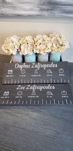 Beautiful wooden birth rulers. A wonderful way to display the most precious day in baby's life. These rustic signs are handmade and personalised to fit your decor. Perfect gift for new patents, 1st birthday, baptism, Christmas, or can always be offered up as a gift certificate for baby shower. Gifts For New Parents, Gifts For Mom, Rustic Signs, Rustic Decor, Heart Pillow, Gift Certificates, Handmade Wooden, Serendipity, Mom And Dad