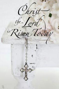 He has Risen!!