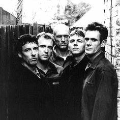 Midnight Oil Australian musicians