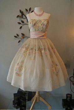 Vintage 1950s fabulosity