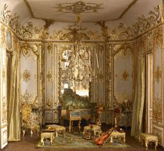 thierry bosquet miniature | Pin by Heather Franklin on Dollhouses and Miniatures | Pinterest