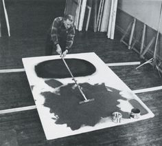 Adolf Gottlieb. From 1920-1921 he studied at the Art Students League of New York. Fond memories of ASL.