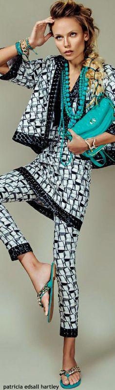 Natasha Poly for Vogue Brazil Feb. 2015 - Chanel RTW AW 2015-16 #BrasserieGabrielle Visit espritdegabrielle.com | L'héritage de Coco Chanel