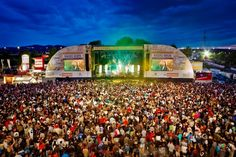 Danube Island Festival - Vienna - June 27-29  Probably the biggest European, free, open-air,music festival. Eleven stages filled with rock, pop, folk, techno, electro, indie and any kind of alternative. Expect also major international stars. The full program can be found here: 2014.donauinselfest.at