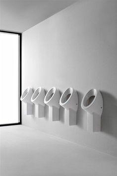 Urinarios Wish de ceramica Scarabeo