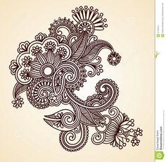 zentangle flower patterns printable google search zentangle pinterest peacocks design. Black Bedroom Furniture Sets. Home Design Ideas