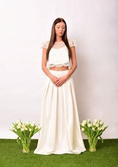 Suknia ślubna Keira 2 - Alisa - suknie ślubne