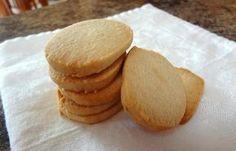 Receita de Cookie com farinha de arroz - Fácil - 6 passos