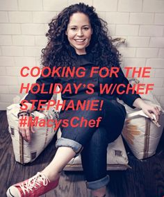 Boy do I have a surprise for you! Chef Stephanie Izard will be at Macy's doing her foodie thang in celebration of Believe Day and teaching you and I how to prepare some of her some of her favorite kid-friendly dishes for the holidays. #kid #foodie #macys #miami #chefstephanie #holidays #foodblogger #food (scheduled via http://www.tailwindapp.com?utm_source=pinterest&utm_medium=twpin&utm_content=post122490313&utm_campaign=scheduler_attribution)