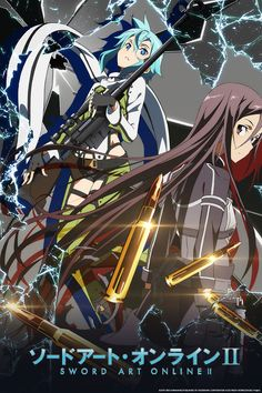 Summer 2014, Sword Art Online II: Like I was going to miss this.