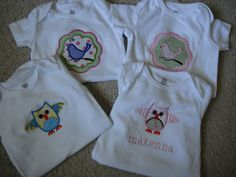 Custom Baby Clothes by jennifer tabert