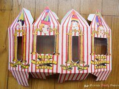 Potter Frenchy Party - bertie botts every flavour beans box - Harry Potter DIY - dragées surprises de bertie corchue