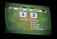 Blog Esportivo do Suiço: Brasil sofre goleada da Alemanha em vexame histórico
